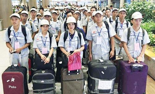 Dạy tiếng Trung xuất khẩu lao động HCM